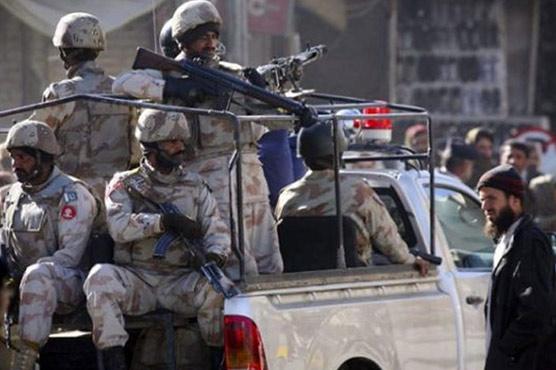 FC Balochistan arrests 20 suspected terrorists