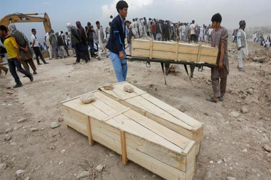 Record number of Afghan civilian casualties due to attacks in 2017: UN