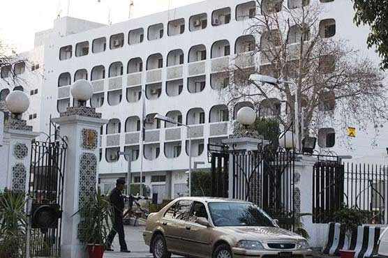 FO summoned J.P. Singh to protest against deliberate targeting of van carrying school children