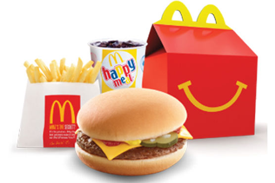 McDonald's Puts Happy Meal On A Diet, Saying Hold The Cheese