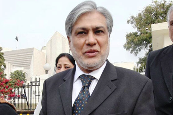 LHC grants Ishaq Dar permission to fight Senate elections