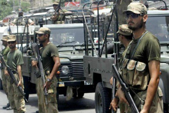 Security forces kill three terrorists in DG Khan IBO: ISPR