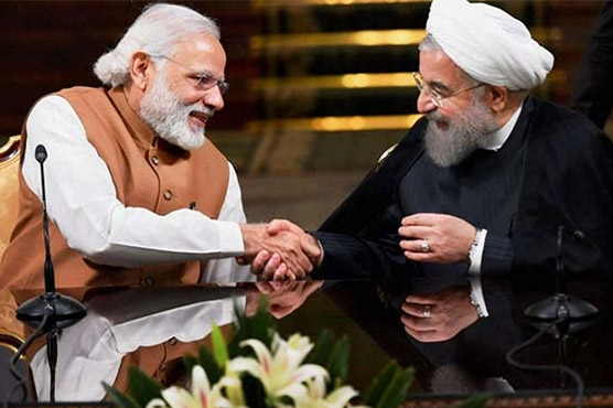 India, Iran agree to step up efforts for stability in Afghanistan