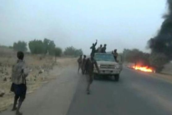 Nigerian police says 18 killed in multiple bomb blasts