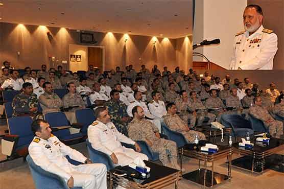 Pak-Saudi joint naval exercise culminates in Karachi