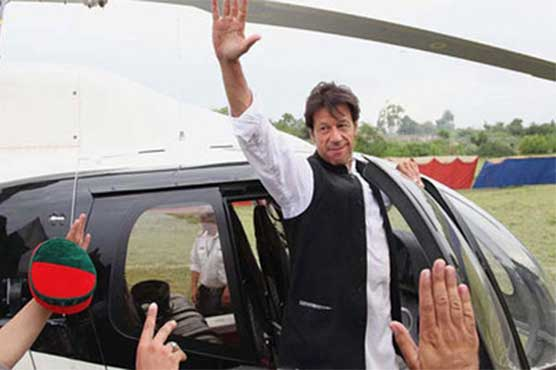 NAB forms committee to investigate alleged misuse of KP govt helicopter by Imran Khan