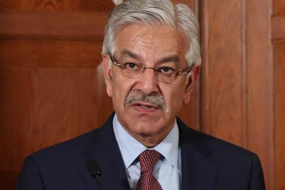 Terrorists in Afghanistan pose threat to Pakistan, Russia: Khawaja Asif in Moscow