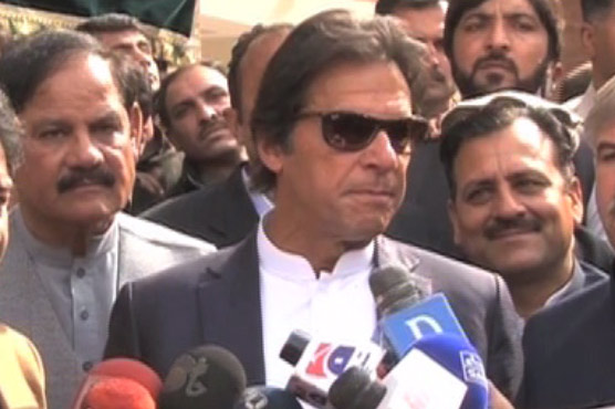 Will protest if parliament used against judiciary, warns Imran Khan