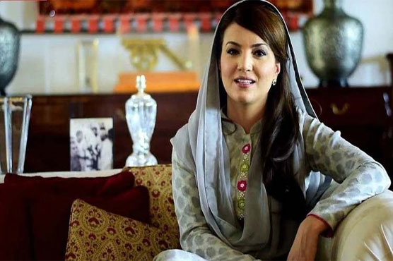 Imran Khan's former wife Reham accuses him of cheating