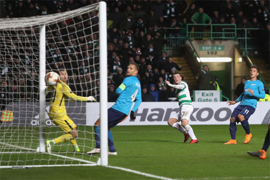 Ivanovic stars as Zenit dump Celtic