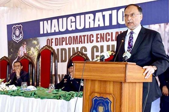 Eastern neighbor using Afghan soil to destabilize Pakistan: Ahsan