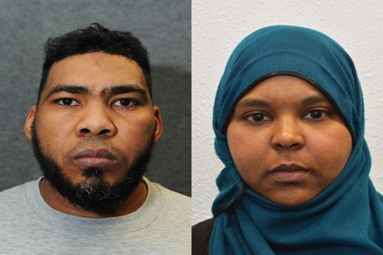 Dating site couple jailed for planning attacks on Britain