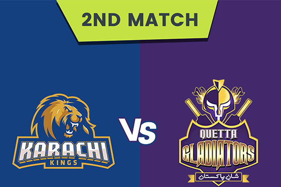 PSL 2018, Another Day, Another Upset, Karachi Kings Beats Queta Gladiators