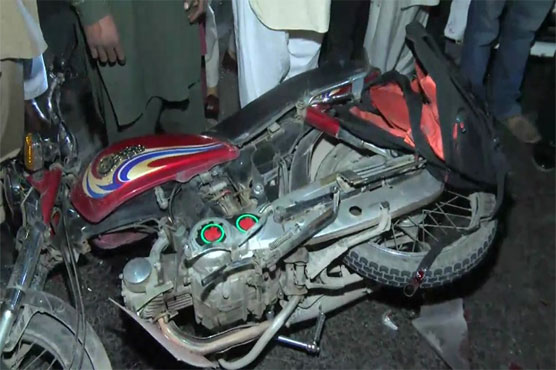 Lahore: Police truck crushes motorcyclist to death