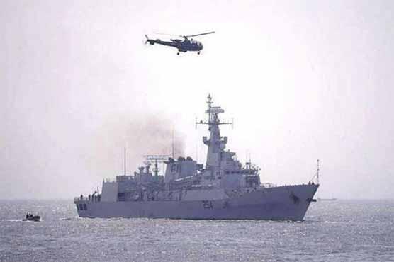 Pakistan Navy's operational exercise RIBAT-2018 commences