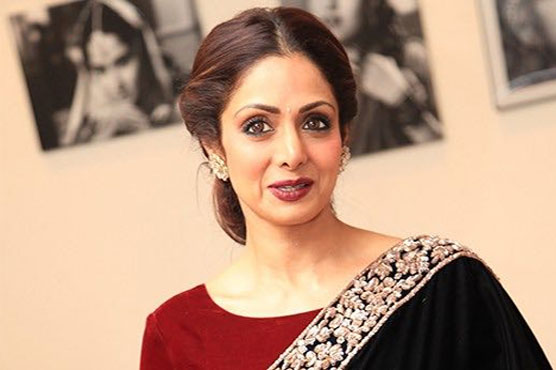 Sridevi passes away at 54!
