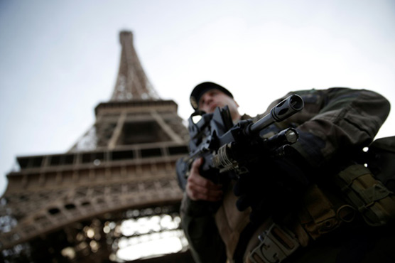 France says it foiled two terror attacks this year