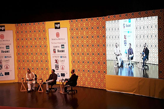 LLF 2018: Riz Ahmed - On visiting the ex, defiance and activism
