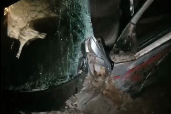 TT Singh: Train, car collision at unmanned crossing kills two