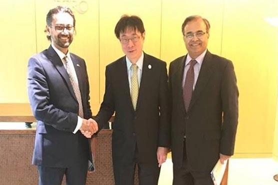 JETRO rates Pakistan as top destination for Japanese