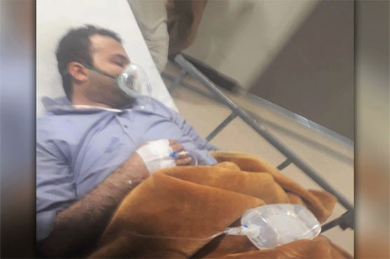 Karachi: PTI youth wing office bearer wounded in firing