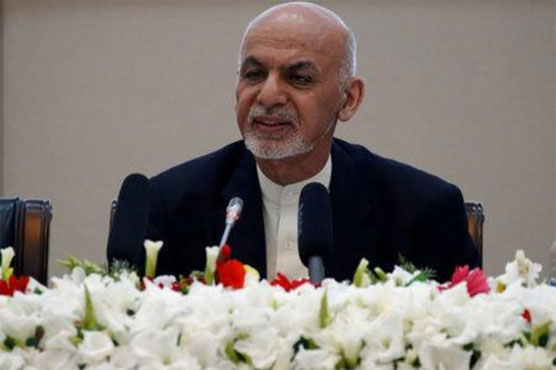 Afghanistan's Ghani shows readiness to begin new chapter with Pakistan
