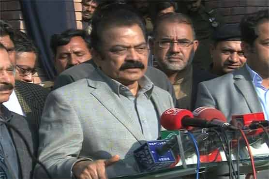 Rana Sana defends Nawaz Sharif's visit to Saudi Arabia