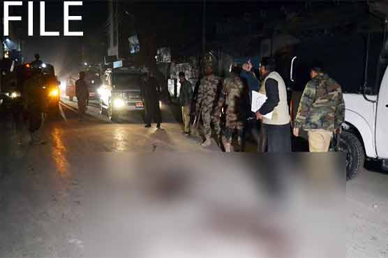 Five FC personnel among 12 wounded in Quetta check post attack