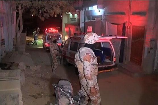 Karachi: 3 terrorists killed in encounter with Rangers, CTD