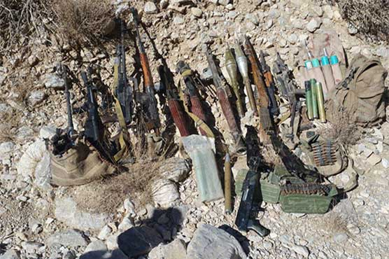 FC Balochistan apprehends illegal Afghan nationals, seize weapons, IEDs