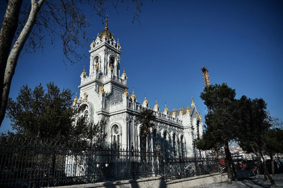 Turkey: Iconic 'Iron Church' reopens after revamp
