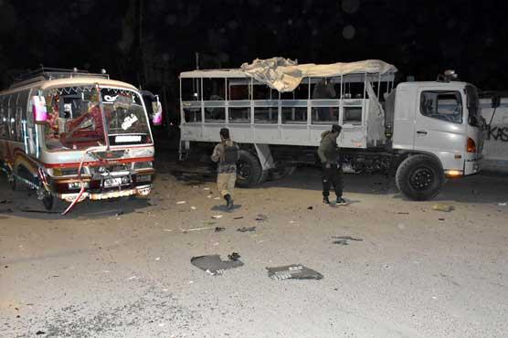 Six killed, 27 injured in blast near Balochistan Assembly