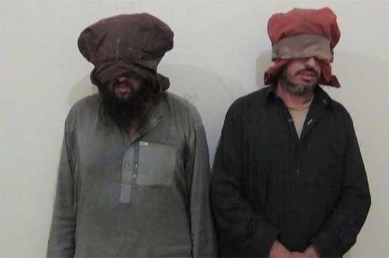 CTD foils terror bid, arrests two militants in Peshawar