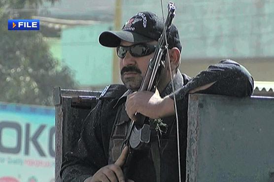 Four terrorists killed as police raid hideout in Karachi's Shah Latif Town
