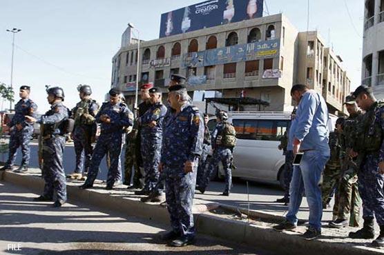 Baghdad suicide bombing kills 3: police