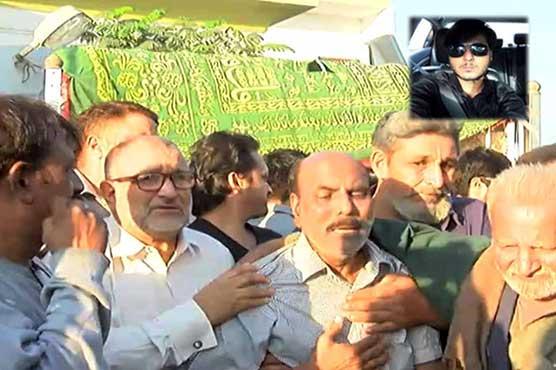 Sindh CM expresses condolences to Intezar's family, assures to provide justice