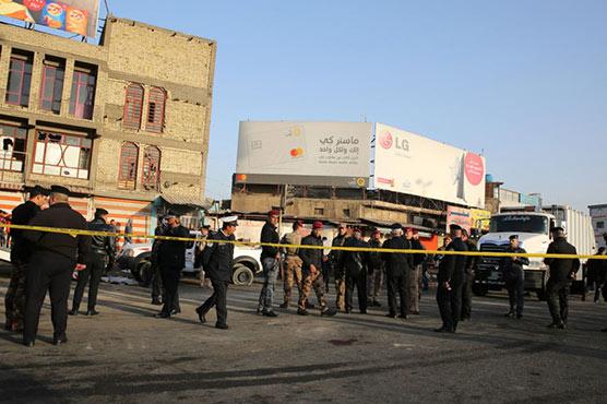 Baghdad twin suicide bombing kills 31
