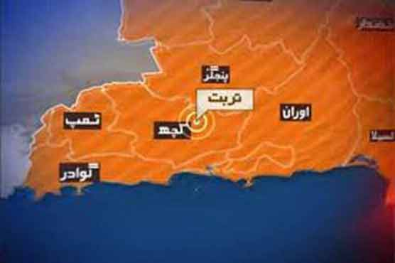 Five security officials embrace martyrdom in Turbat firing