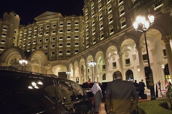 Ritz Carlton, a luxury Saudi prison, takes Feb 14 bookings