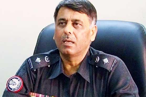 Case against suicide attack on Malir SSP Rao Anwar registered