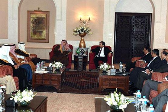 Pak-Saudi JMC meets in Islamabad to discuss future cooperation
