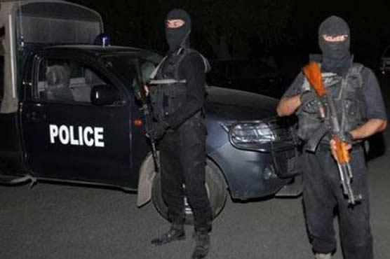 CTD foils terror bid, arrests two militants in Faisalabad