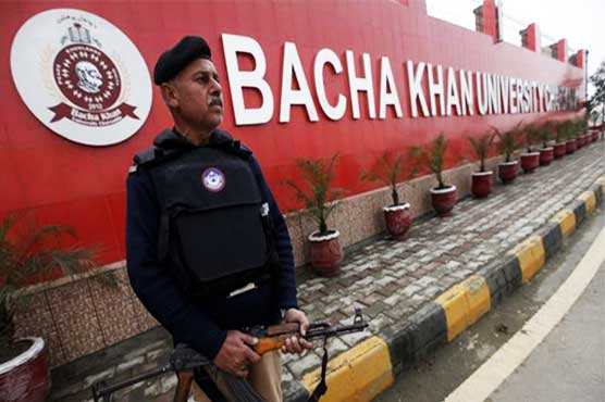Second anniversary of Bacha Khan University attack today