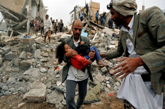 Saudi-led coalition announces $1.5 bn in new aid for war-torn Yemen