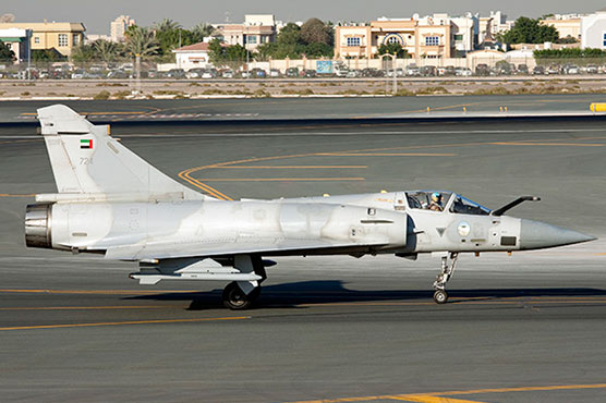 UAE air force instructed 'not to escalate' Qatar air dispute