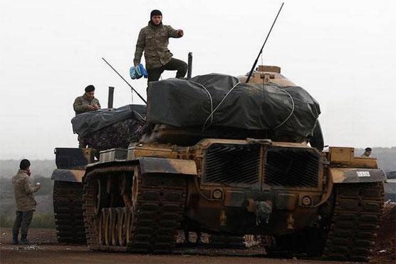 Turkey in deadly Kurdish militia clashes as US sounds alarm