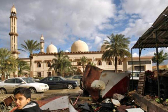 More than 30 dead in car bombings at Benghazi mosque