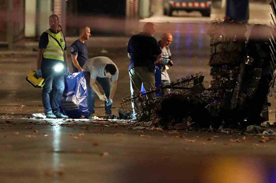 IS planned Paris-style attack for Barcelona: report