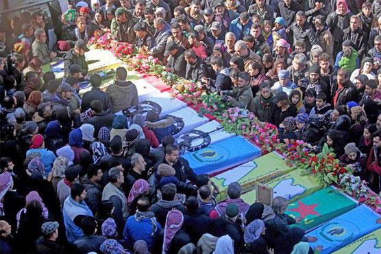 'More civilians killed' as Turkey pursues Syria campaign