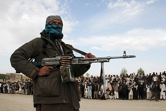 Taliban active in 70 percent of Afghanistan, BBC study finds